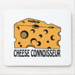 Cheese Connoisseur Mousepads