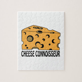 Cheese Connoisseur Puzzles