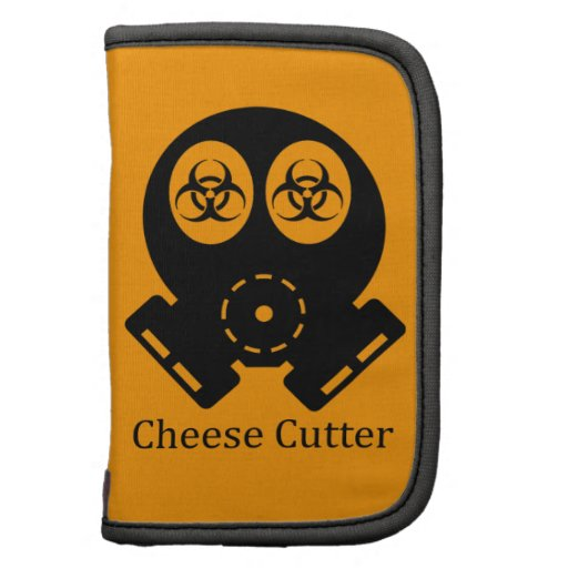 Cheese Cutter gift items Folio Planner