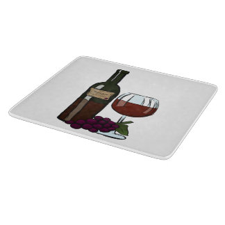 Cheese Cutting Board for the wine party.