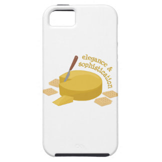 Cheese Elegance iPhone 5 Cases