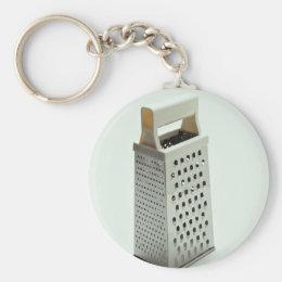 Cheese grater for Kitchen Keychain