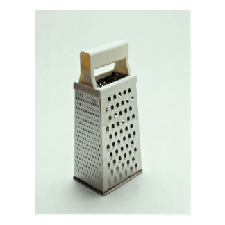 Cheese grater for Kitchen Postcard