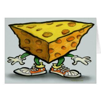 Cheese Head Card
