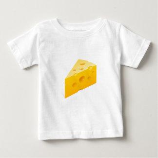 Cheese Illustration Baby T-Shirt