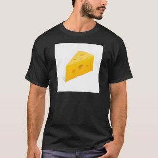 Cheese Illustration T-Shirt
