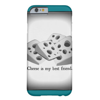Cheese is my best friend phone case