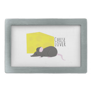Cheese Lover Belt Buckle
