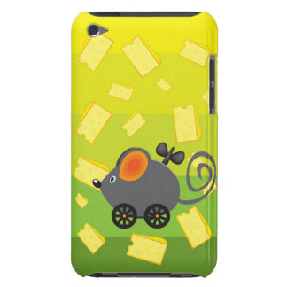 Cheese lover iPod touch cases