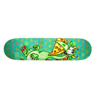 Cheese Loving Dragon Skateboards