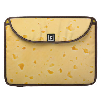 Cheese Sleeve For MacBook Pro