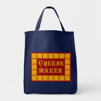 Cheese Maker Vintage Kitchen Art Tote Bag
