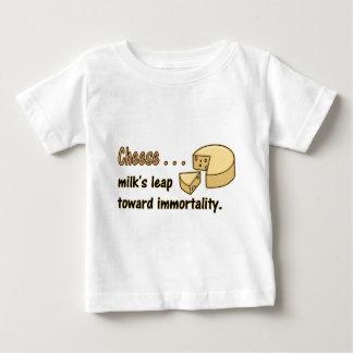 Cheese ... Milk's Leap Toward Immortality T Shirts