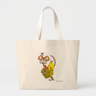 Cheese Monkey Bag