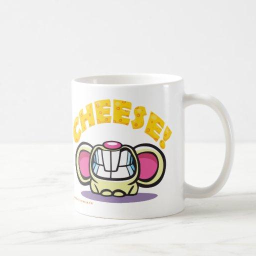 Cheese! Mugs