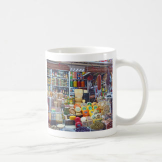 Cheese, Olives & Nuts Coffee Mug