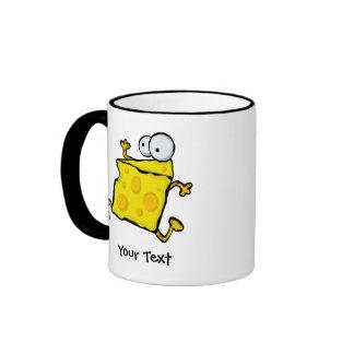 Cheese On The Run Coffee Mug