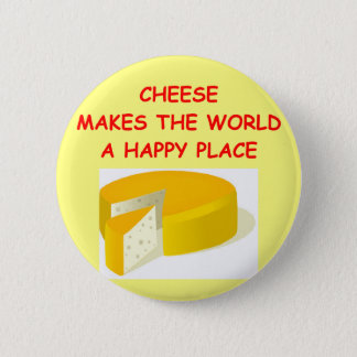 cheese pinback button