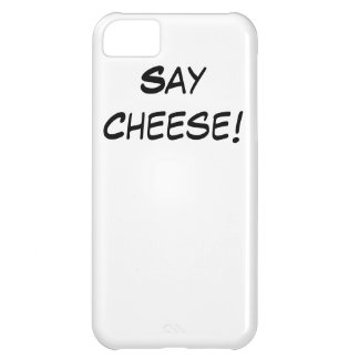 Cheese Please! Case For iPhone 5C