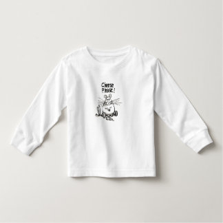 Cheese Please Toddler T-shirt