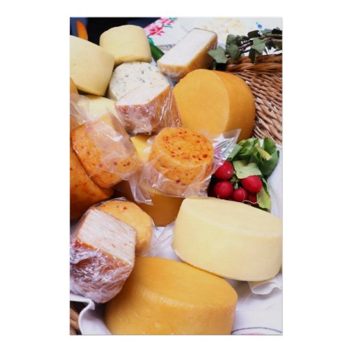 Cheese Posters