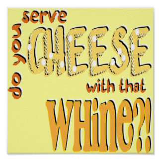 Cheese - Poster