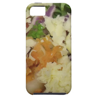 Cheese Salad iPhone 5 Cover