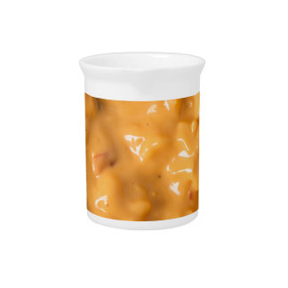 Cheese Sauce Drink Pitcher