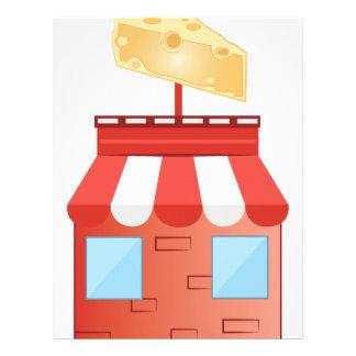 Cheese Shop Letterhead