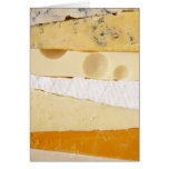 Cheese Slices Stationery Note Card