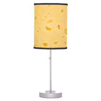 Cheese Table Lamp