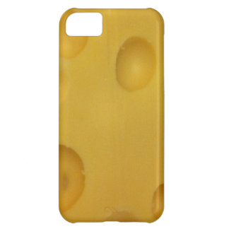 Cheese texture cover for iPhone 5C