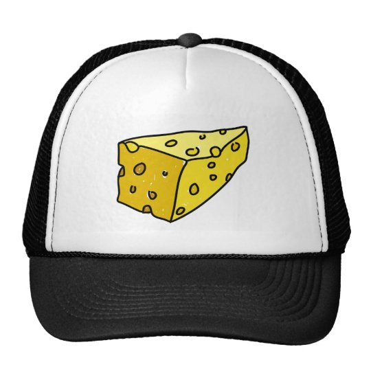 cheese trucker hat