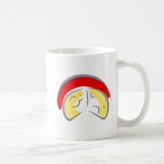 Cheese Wheel Coffee Mug