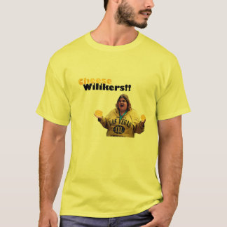 Cheese Wilikers! T-Shirt