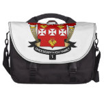 Cheesebrough Family Crest Computer Bag