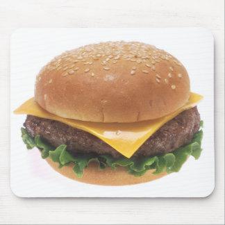 Cheeseburger Alfombrillas De Ratón