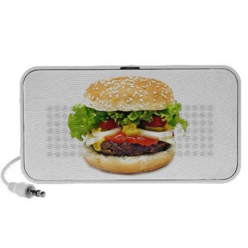Cheeseburger Altavoces