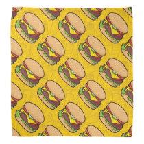 Cheeseburger Bandana