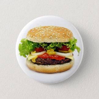 Cheeseburger Button