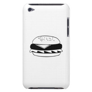 Cheeseburger Case-Mate iPod Touch Case