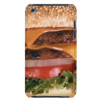 Cheeseburger Cubierta Para iPod De Barely There