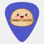 Cheeseburger de Kawaii Púa De Guitarra