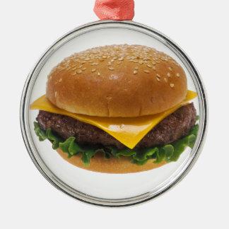 Cheeseburger Ornato