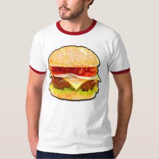 Cheeseburger del tocino polera