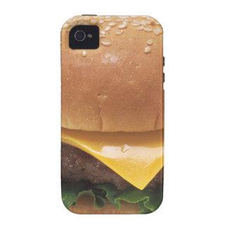 Cheeseburger iPhone 4/4S Carcasa