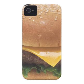 Cheeseburger iPhone 4 Case-Mate Fundas