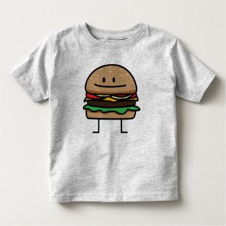 Cheeseburger Hamburger ground meat Beef cheese bun Toddler T-shirt