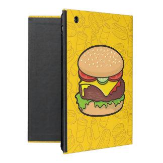 Cheeseburger iPad Cases