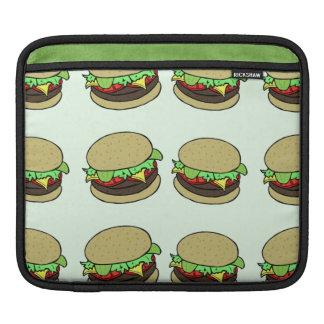 Cheeseburger iPad Sleeve